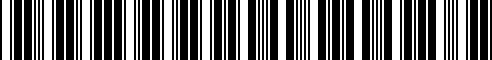 Barcode for 77118564693