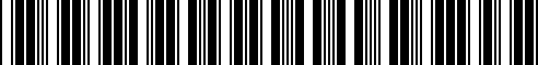 Barcode for 77258566078